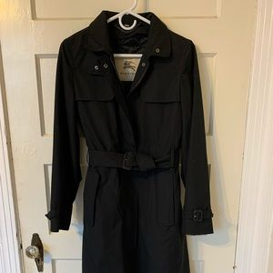 BURBERRY CLASSIC BLACK TRENCH